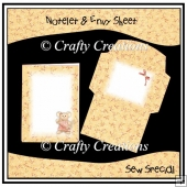Sew Special Notelet & Envy Set