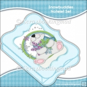 Snowbuddies Notelet Set