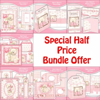 Special Half Price Bundle - Grin N Bear It Sets