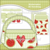 Watermelon 3D Handbag