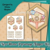 New Home Pyramage Topper Card Kit
