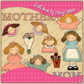 Just Mom Graphic Collection - REF - CS