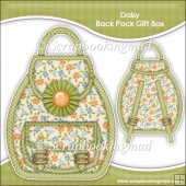 Daisy Backpack Gift Box