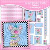 Sweet Birthday Treats Twisted Pyramage Download