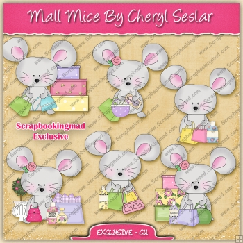 EXCLUSIVE Mall Mice Collection