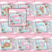 10 CARD FRONT KITS - SET 11