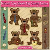 Fathers Day Bears Collection - SPECIAL EDITION