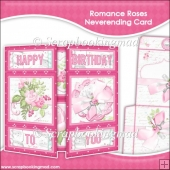Romance Roses Neverending Card