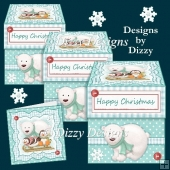 Snow Friends Gift Boxes