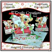 Easy Peasy Pop Up - Grreat Christmas