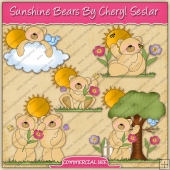 Sunshine Bears Graphic Collection - REF - CS