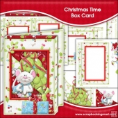 Christmas Time Box Card