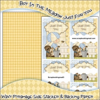 In The Meadow Boy Just For You Side Stacker PDF Download