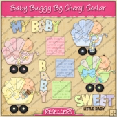 RESALE ART WORK - Baby Buggy Collection