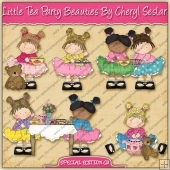 Little Tea Party Beauties Collection - SPECIAL EDITION