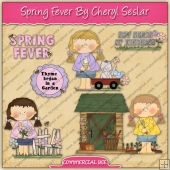 Spring Fever Graphic Collection - REF - CS