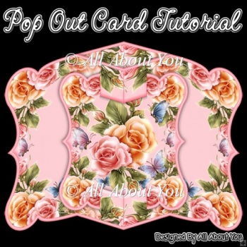 Pop Out Card TUTORIAL