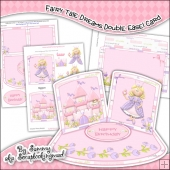 Fairy Tale Dreams Double Easel Card Download