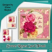 Sweet Roses Cardfront