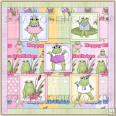 Froggie Friends Download Collection 164 Items