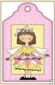 Little Princess Gift Tag - REF_T575