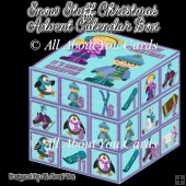 Snow Stuff Christmas Calendar Box