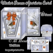Winter Dance Aperture Card