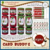 12 Days of Christmas Crackers Set