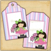 Thinking Of You Gift Tags - REF_T660 & REF_T661