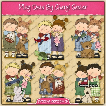 Play Date Collection - REF - CS