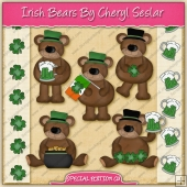 Irish Bears Collection - SPECIAL EDITION