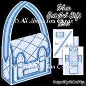 Blue Satchel Gift Box