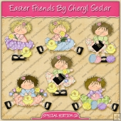 Easter Friends Collection - SPECIAL EDITION