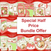Special Half Price Bundle - Ho Ho Ho Christmas Sets