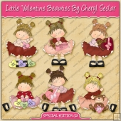 Little Valentine Beauties Collection - SPECIAL EDITION