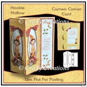 Cameo Corner Card - Nookie Hollow