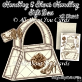 Handbag and Shoes Handbag Gift Box