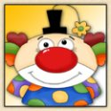 Clipart ~ Clown