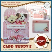 You're Paws-itively Special Over The Top Card Kit