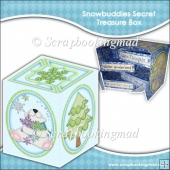 Snowbuddies Secret Treasure Box