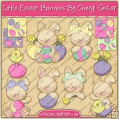 Little Easter Bunnies - SPECIAL EDITION