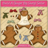 Build A Ginger Graphic Collection - REF - CS