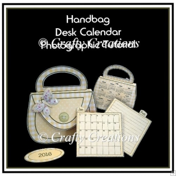 Bag Calendar Photo Tutorial