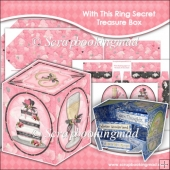 With This Ring Secret Treasure Box