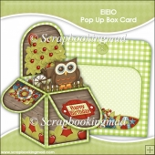 EIEIO Pop Up Box Card