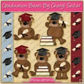 Graduation Bears Collection - SPECIAL EDITION