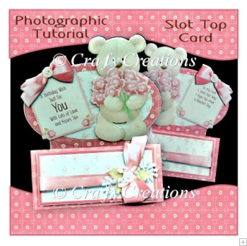 Slot Top Cards Photographic Tutorial