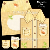 Bees Knees Shirt Card
