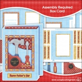 Assembly Required Box Card