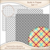 Build A Paper Set 11 - PNG FILES & .PAT File